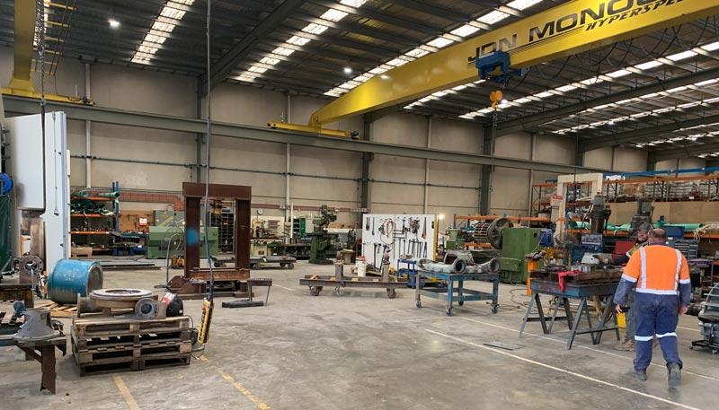 Machine and Workshop Services Rezitech