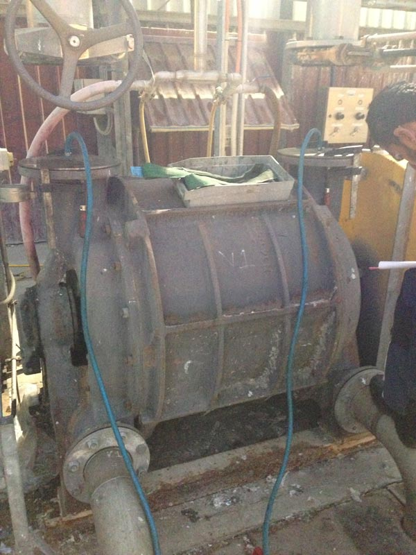 Rezitech pump testing